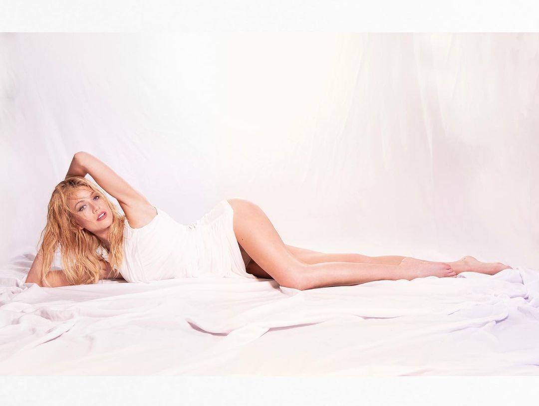 Katherine Mcnamara Sexy Legs And Panties