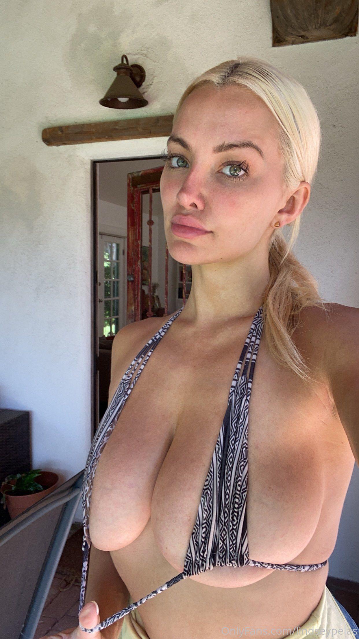 Lindsey Pelas Huge Tits