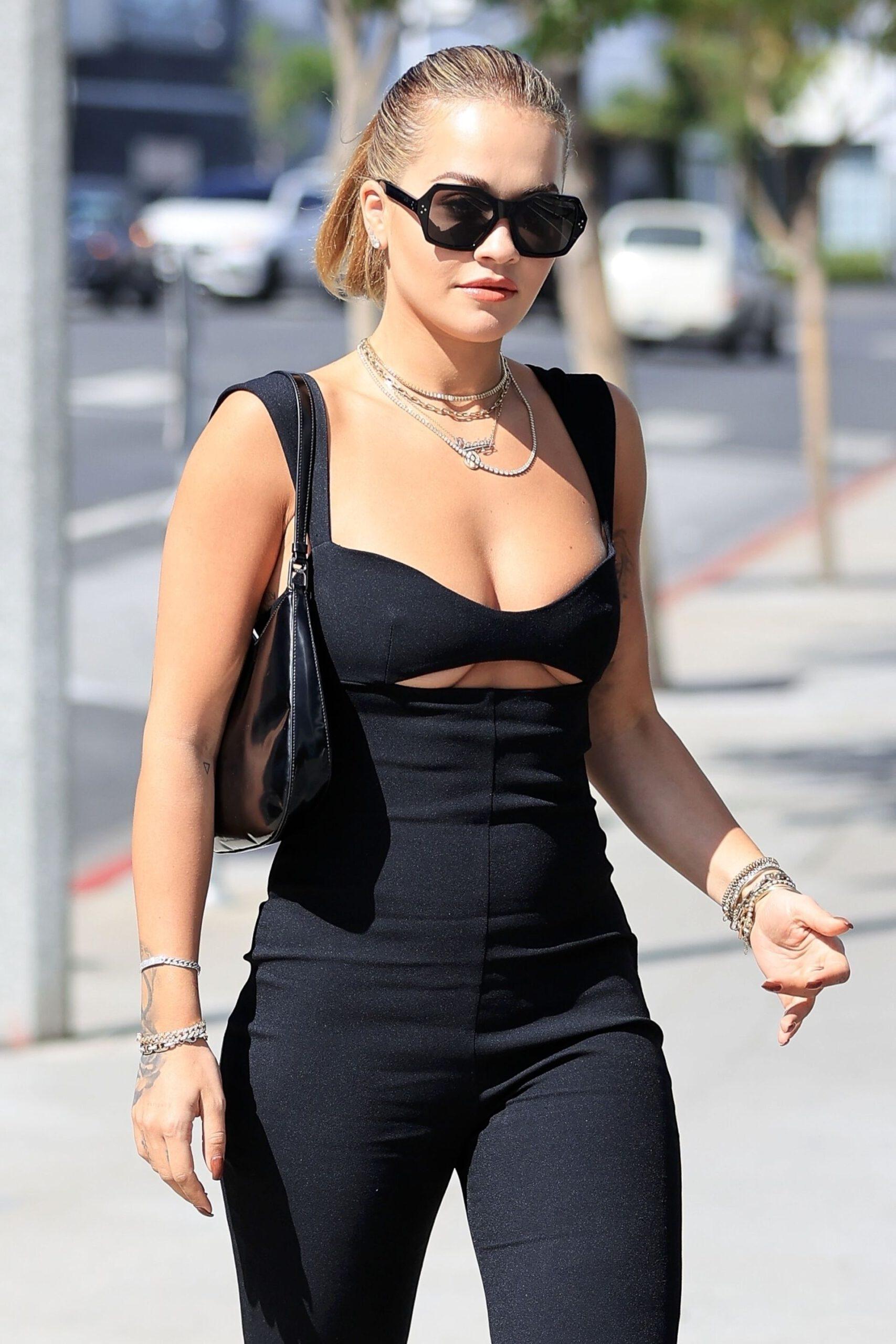 Rita Ora Beautiful Boobs