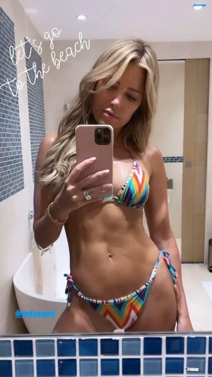 Sylvie Meis In Bikini