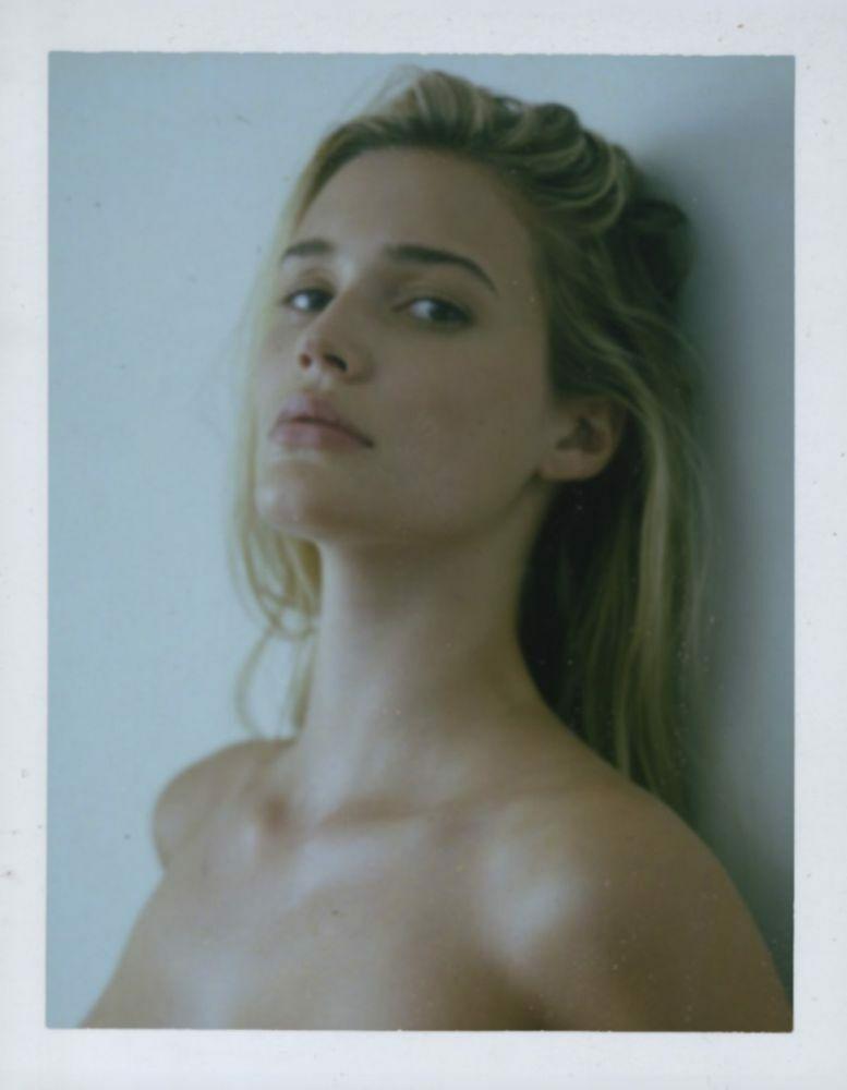 Noel Berry Topless Portrait