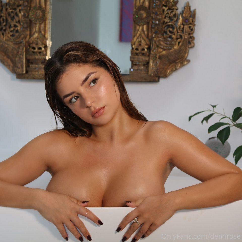 Demi Rose Mawby Naked