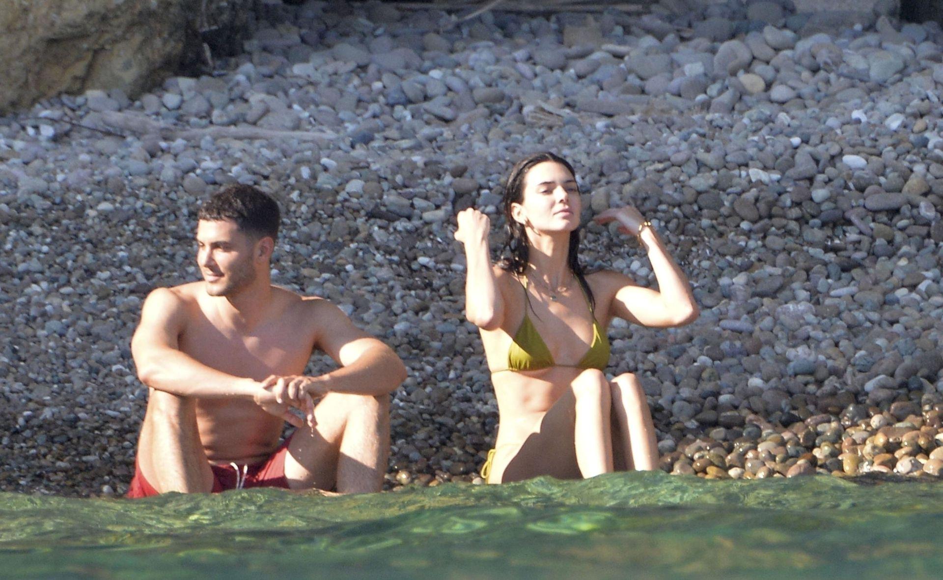 Kendall Jenner Tiny Bikini