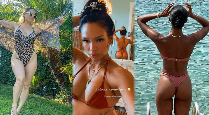 Cassie's Great Ass and Boobs     and Other Celebrities in a Weekly Instagram/Twitter Roundup