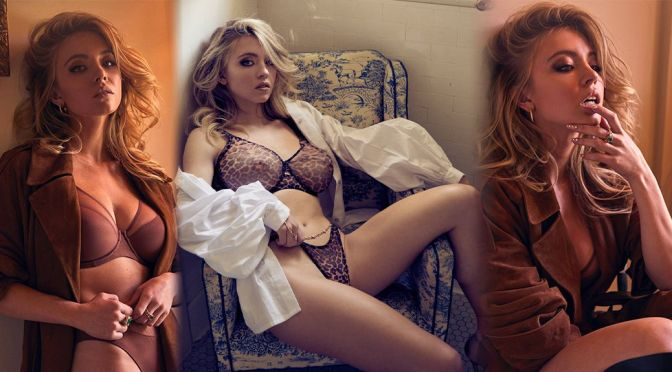 Sydney Sweeney – Perfect Boobs in a Sexy Lingerie