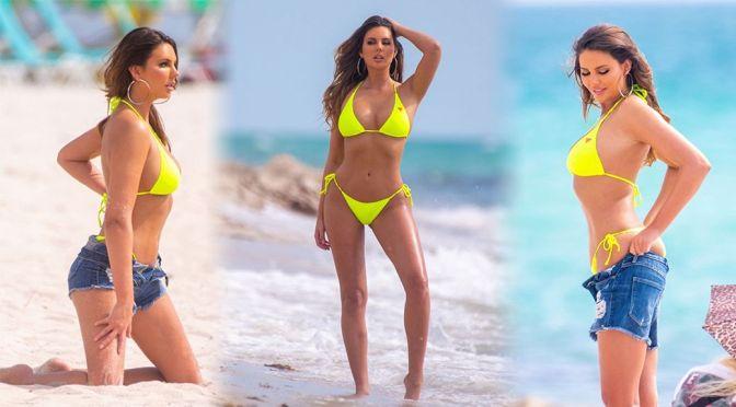 Zita Vass Sexy Body In Bikini