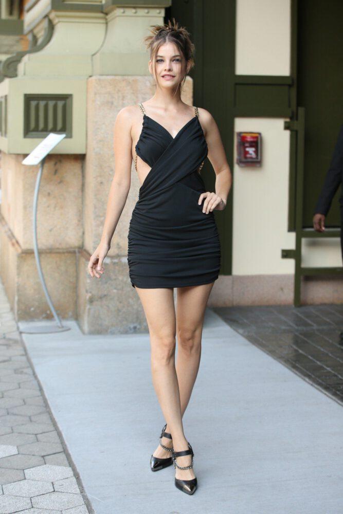 Barbara Palvin Sexy Little Dress