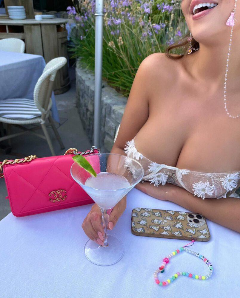 Demi Rose Mawby Beautiful Cleavage