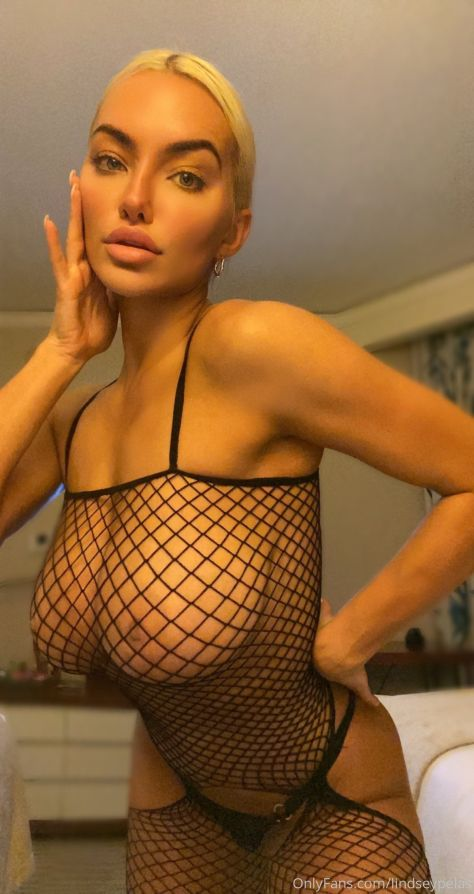 Lindsey Pelas Big Tits In Lingerie