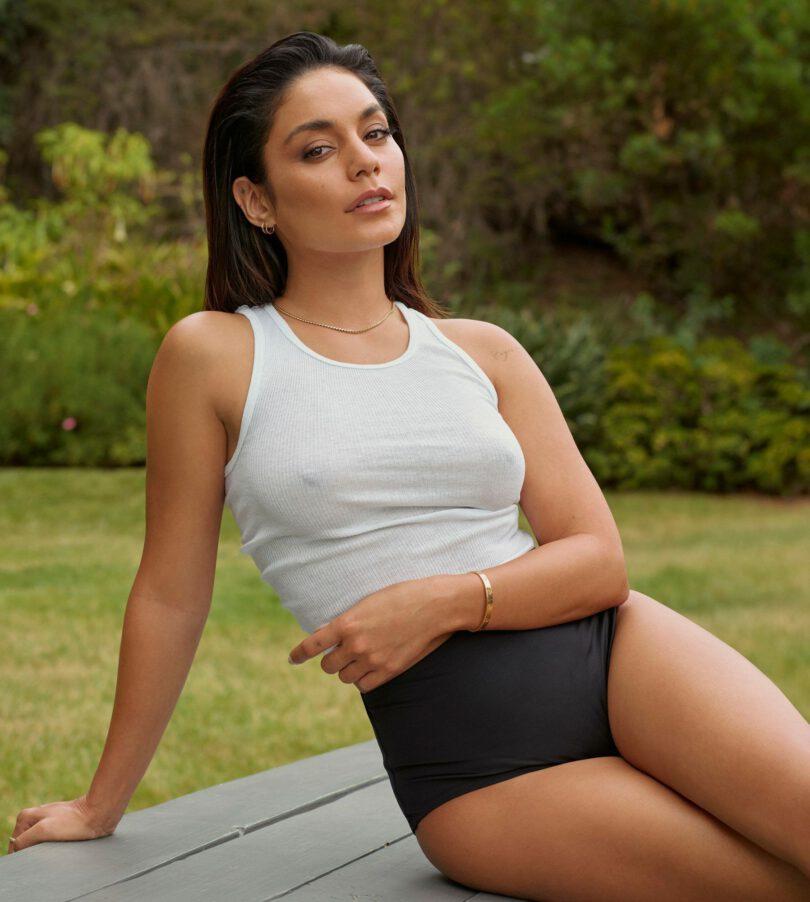 Vanessa Hudgens Sexy Shape Pics