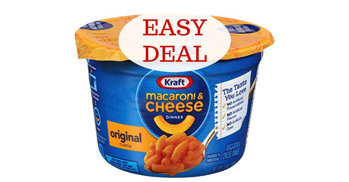kraft mac and cheese coupons april 2021
