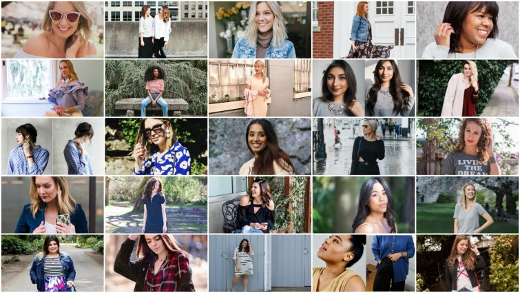 Seattle Fashion and Beauty Bloggers