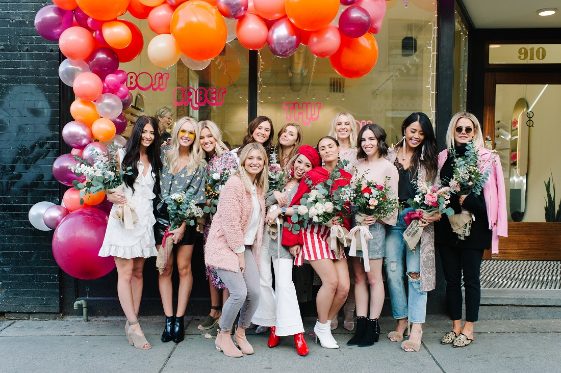 A Galentine's Day Brunch with Seattle Fashion Bloggers