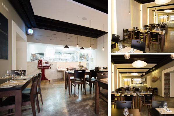 santamariahostel-funchal - restaurante