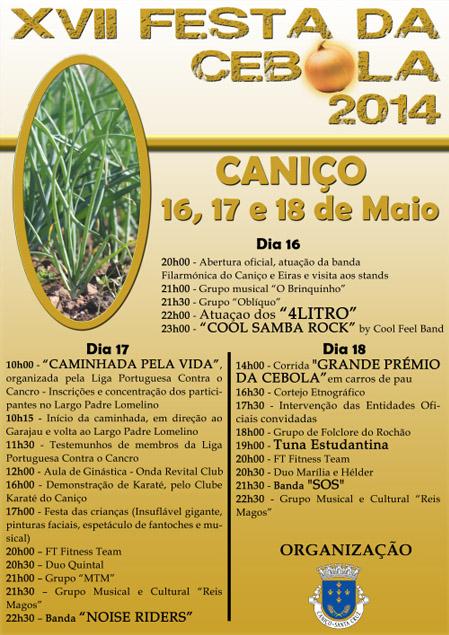 Festa da Cebola 2014