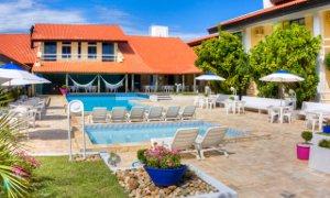 Hotéis e Pousadas na Praia da Vila