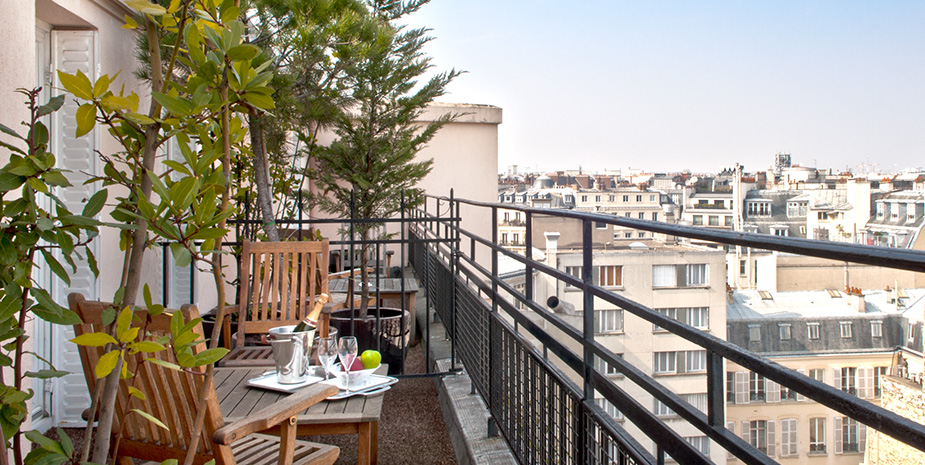 Deluxe With A View Hotel Paris Champs Elys 233 Es