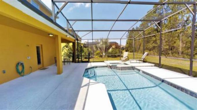 Aco Family 5 Bd Home With Pool 1635 Hotel Davenport Overview