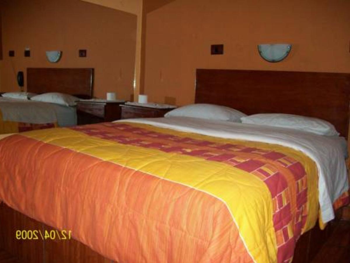 hostal el conquistador hotel lima