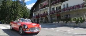 auto d'epoca Hotel Presolana