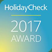 HolidayCheckAward2017