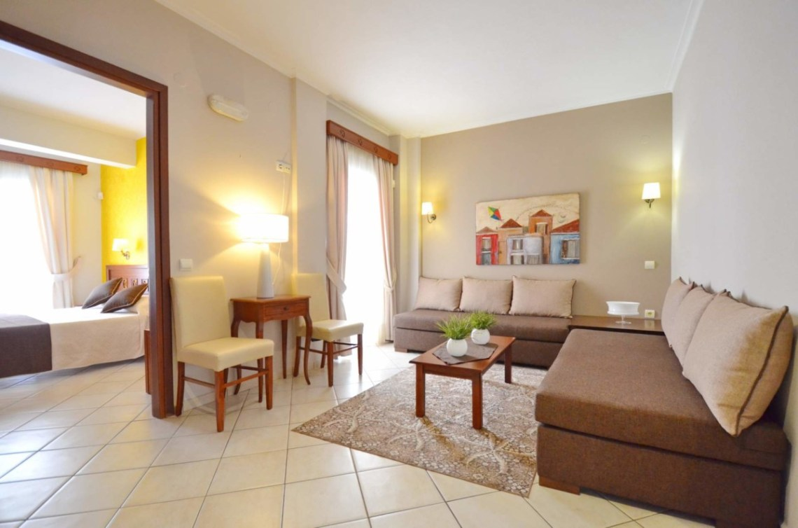 Family Suite in Pieria