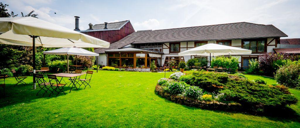 Garten im Harzer Hof