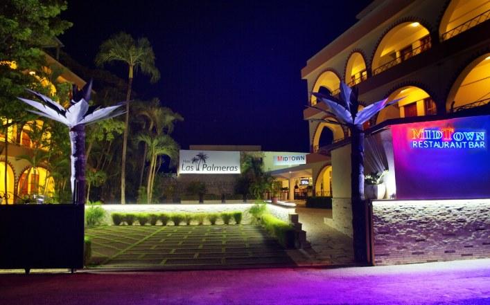 Hotel Las Palmeras Nightshots-2