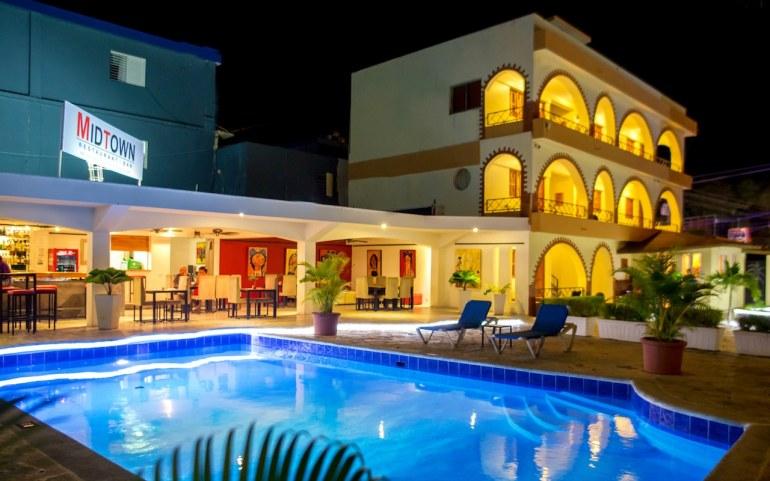 Hotel Las Palmeras Nightshots-6