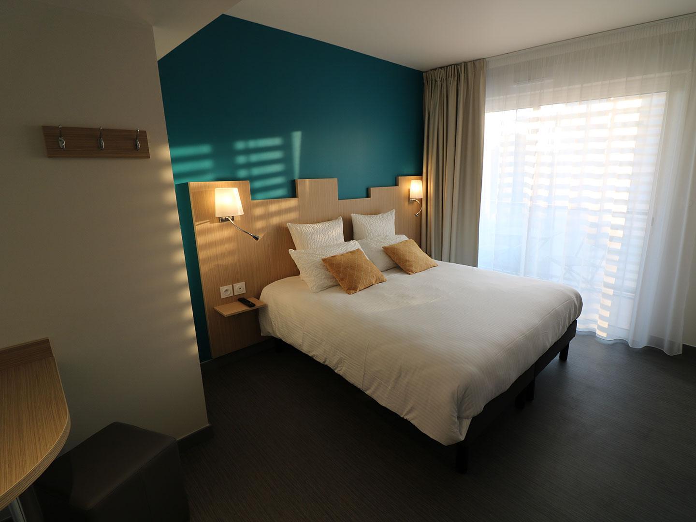 Hôtel Le Virevent Saint Raphaël - Chambre 305 2