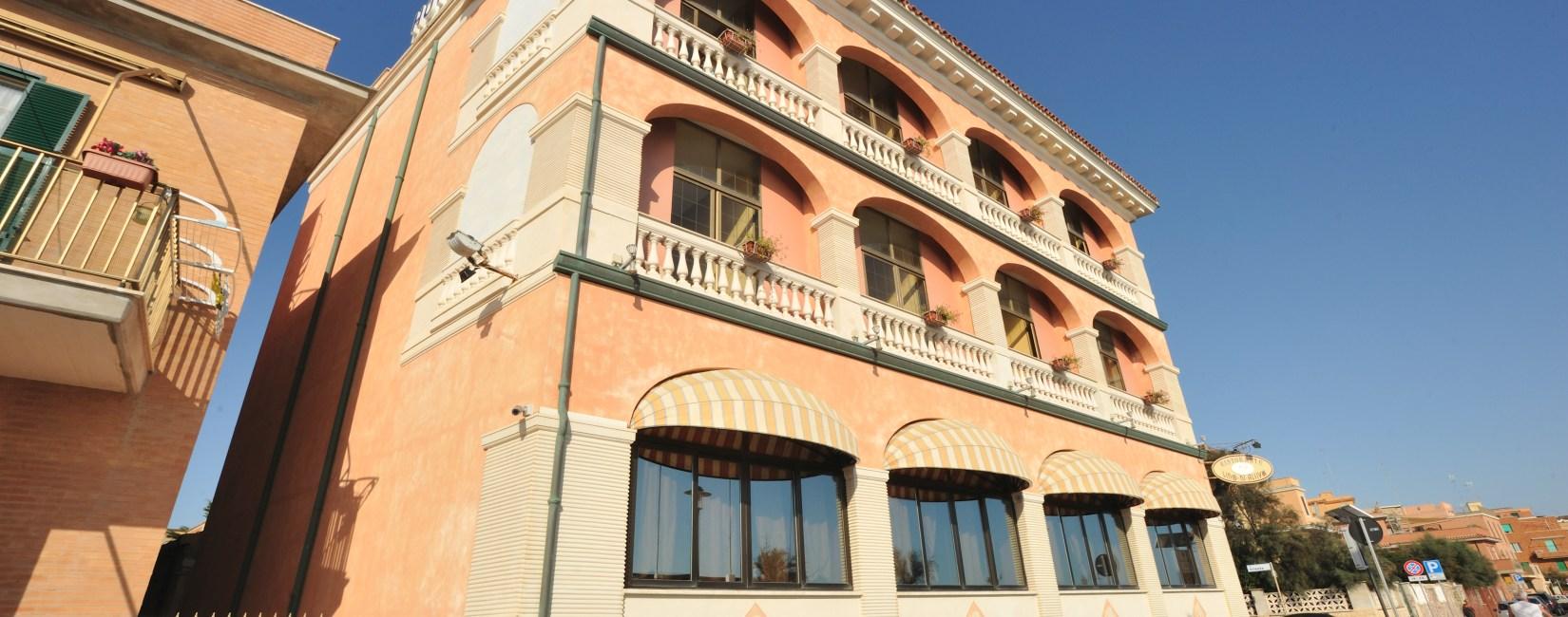L'Hotel Miramare
