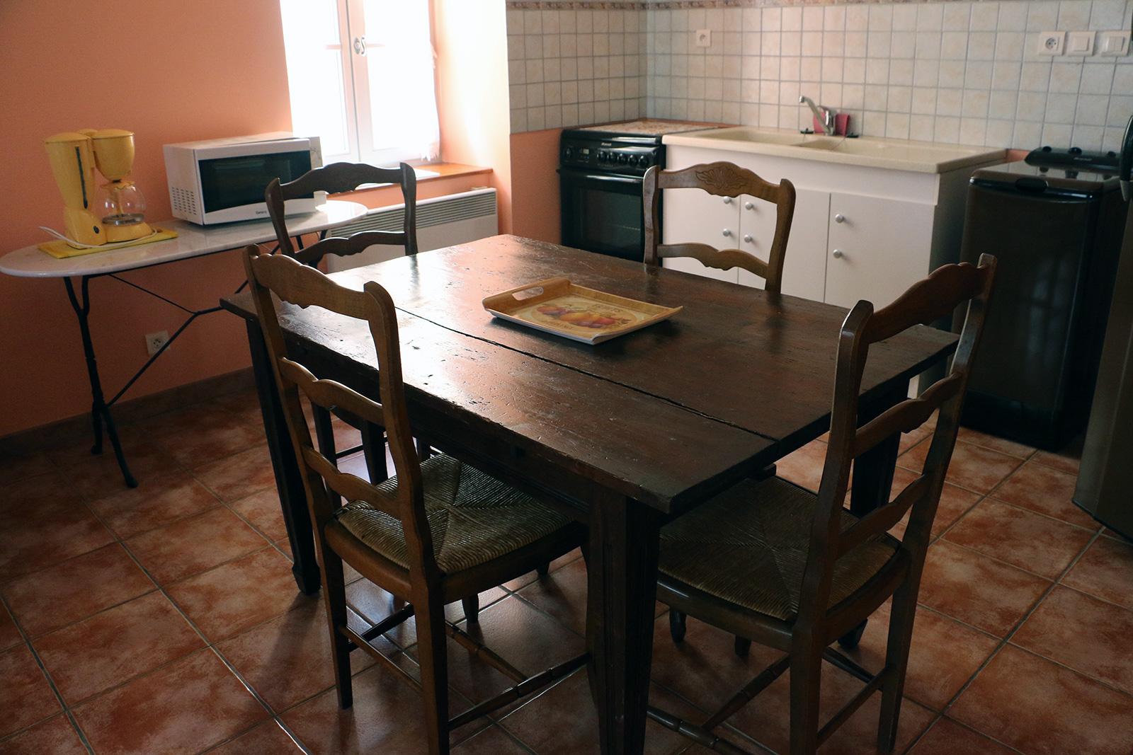 coin-cuisine Maisonnette de l'hôtel du Nord – Restaurant Saint-Georges