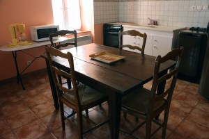 coin-cuisine Maisonnette de l'hôtel du Nord - Restaurant Saint-Georges