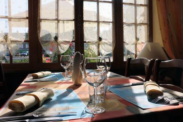 Salle restaurant Hôtel Saint-Georges