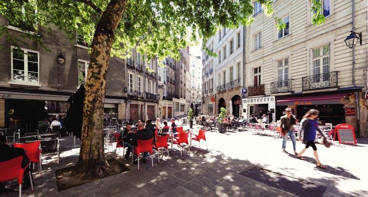 Hôtel Nantes Centre Ville Pas Cher
