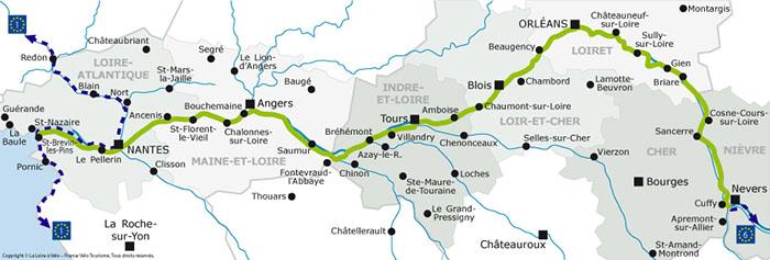 Loire à Vélo : Hôtel Nantes Centre-Ville Pas Cher
