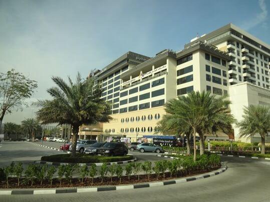The Occidental Tourist At The Pullman Dubai Deira City Centre