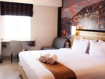 Hotel Bliss Soetta Semarang