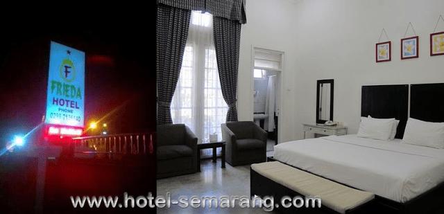 Alamat Hotel Frieda Semarang