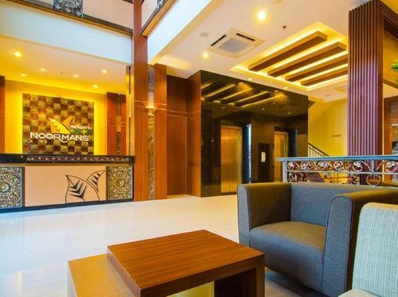 Noormans Hotel - Semarang