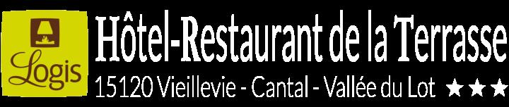 Hôtel Restaurant de la Terrasse à Vieillevie