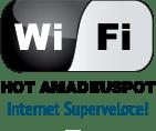 wifi amadeus hotel rome italy