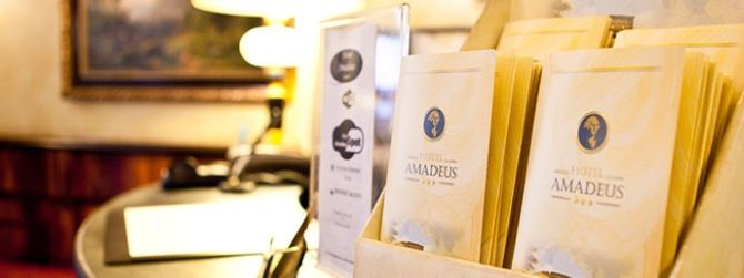 guestbook hotel amadeus
