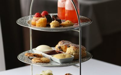 The Mount Juliet afternoon tea at-home experience
