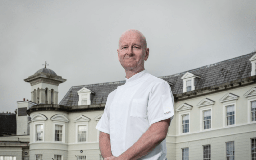 Philip Brazil Appointed As Executive Chef Of The K Club
