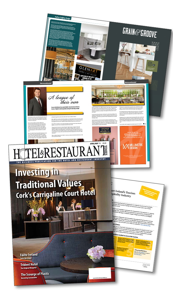 Advertise with Hotel & Restaurant Times