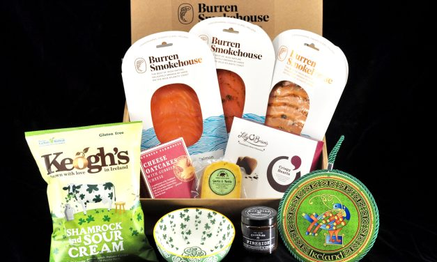 Feed The Senses with a St Patrick's Day Hamper