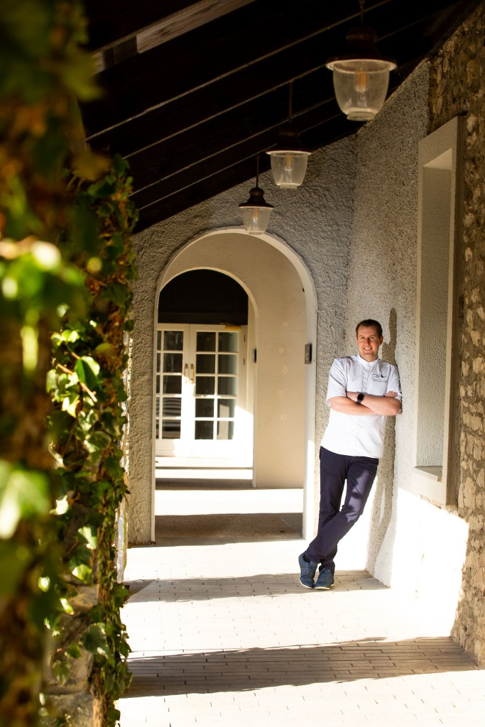 Mount Juliet Estate Welcomes Chef Cormac McCreary