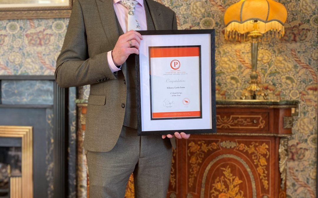 Killeavy Castle Estate named 4-Star Hotel and Spa of the Year