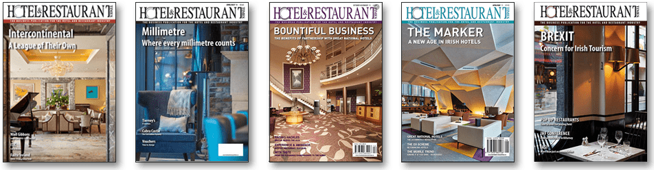Hotel Restaurant Times magazine publication